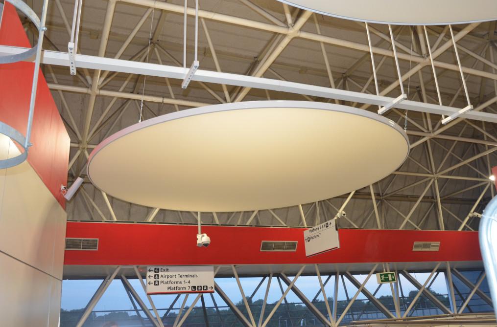 Gatwick Express Stretch Ceiling