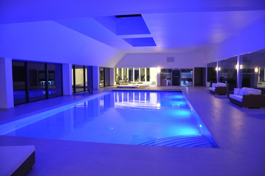 Multi Level Swimming Pool Ceiling